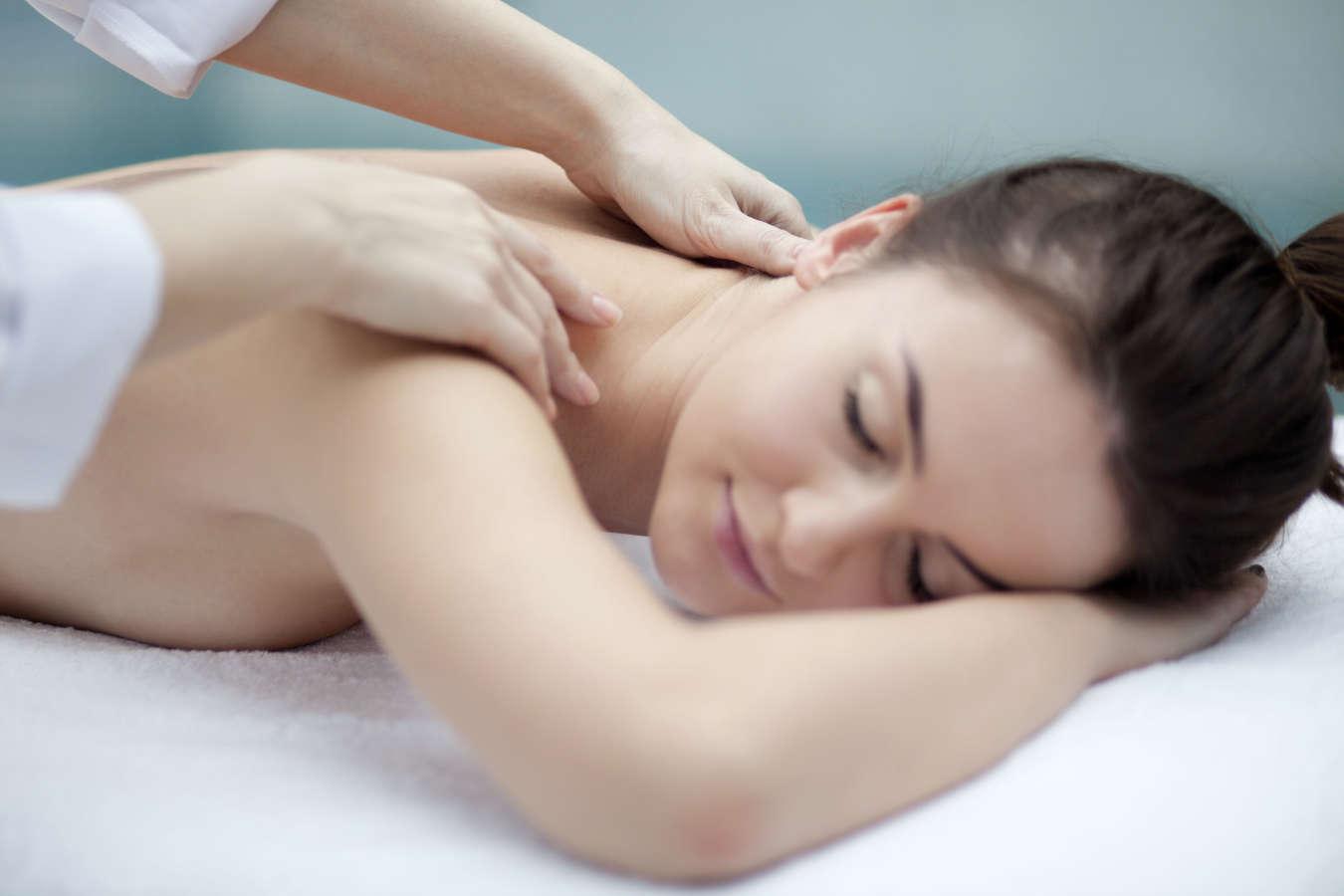 Sprando masažas