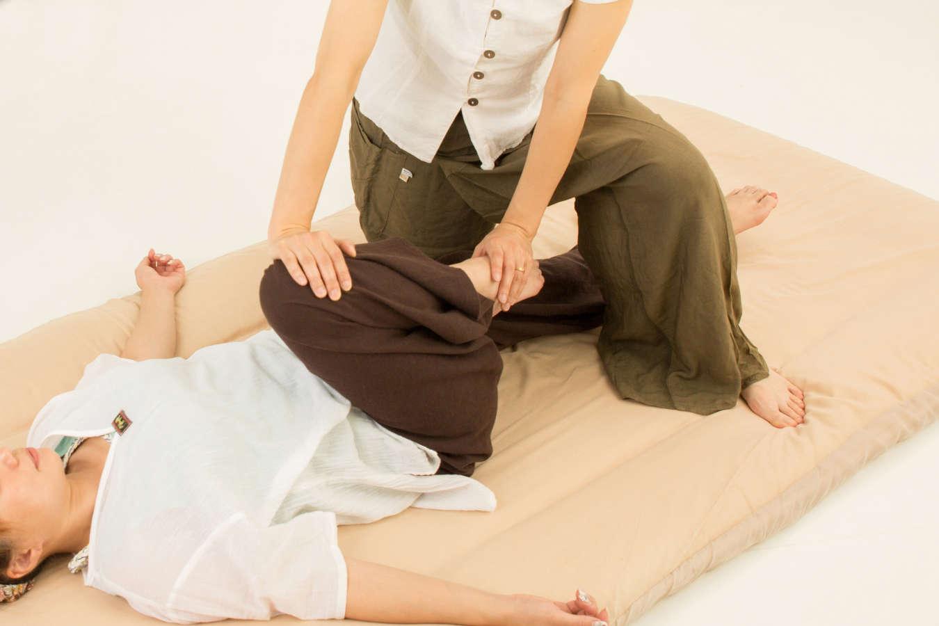 Tailandietiškas miofascialinis masažas